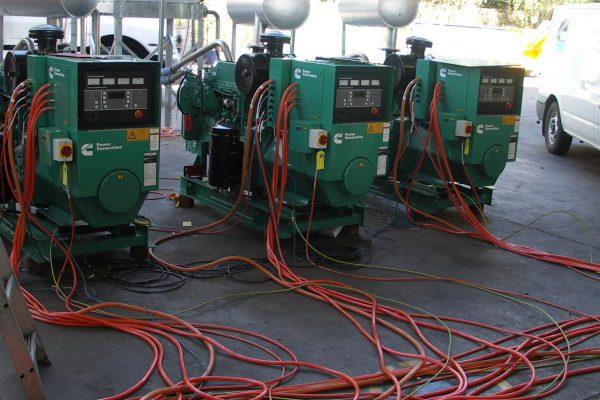 Bedarra Island - Replacing and upgrading older generator system