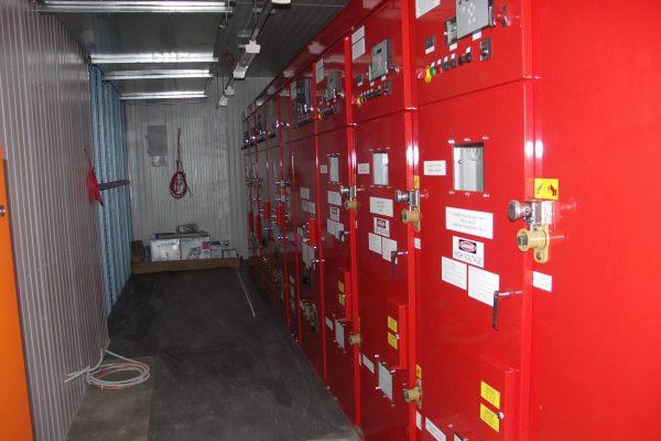 Industrial Motor Control Centres