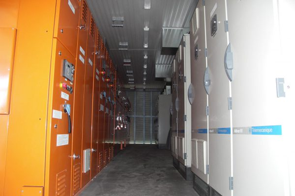Industrial Motor Control Centres and Variable Speed Drives