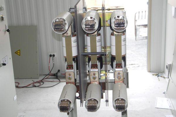 Mine Site - High voltage circuit breaker
