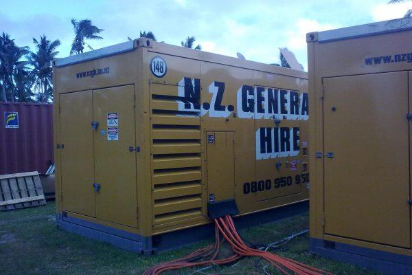 Generators in Tonga