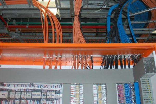 Data and Control Cabling for a remote generator project